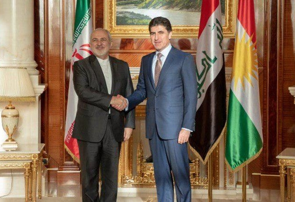 Iran Congratulates Barzani on Election as KRG President