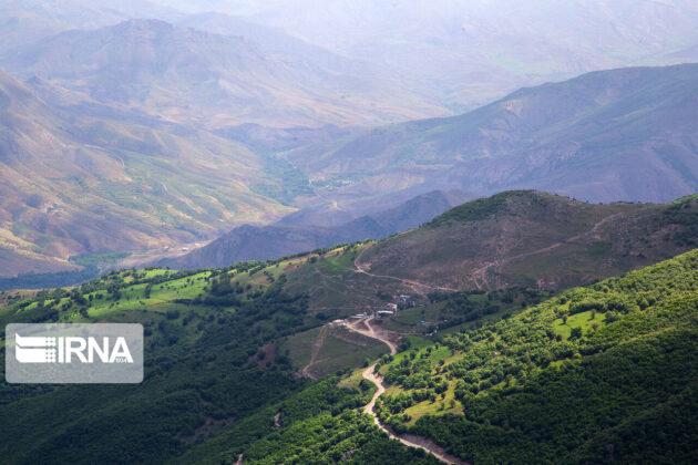 Iran's Beauties in Photos: Arasbaran Biosphere Reserve