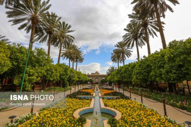 Qavam orangery, Shiraz, Iran