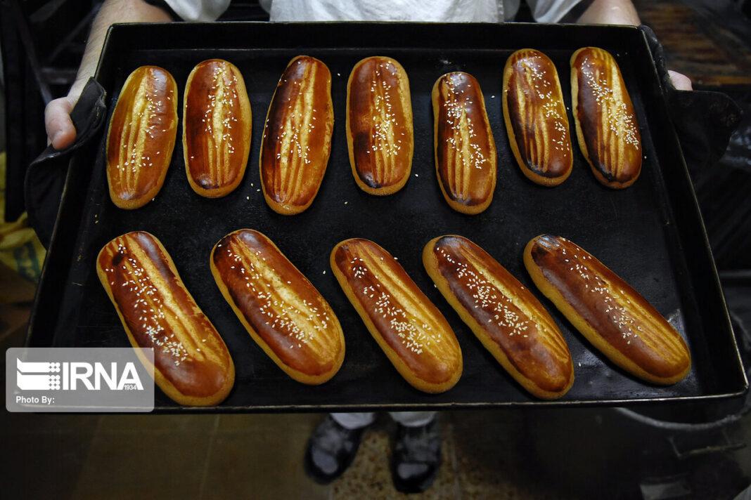 Chai-Churak: Special Bread Zanjanis Bake in Ramadan