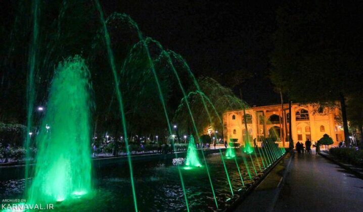 Hasht Behesht: World's Most Beautiful Palace in Safavid Era