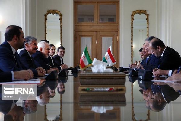 Iran, Tajikistan Discuss Bilateral Issues in Tehran