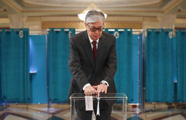 Iran Welcomes Kazakhstan Presidential Election