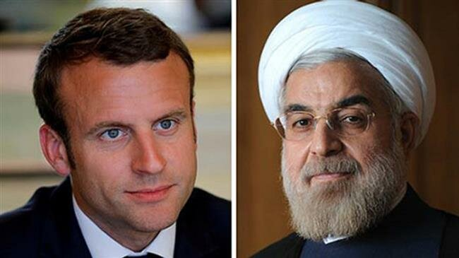 Handling COVID-19 Impossible without Concerted Action, Rouhani Tells Macron