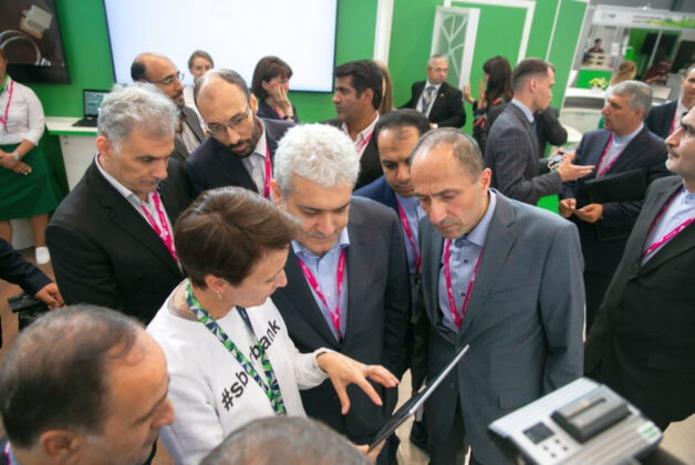 VICE-PRESIDENT FOR SCIENCE AND TECHNOLOGY OF THE ISLAMIC REPUBLIC OF IRAN SORENA SATTARI TOURED INNOPROM-2019