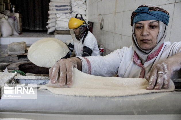 Semnan; A City Where Most Bakers Are Women