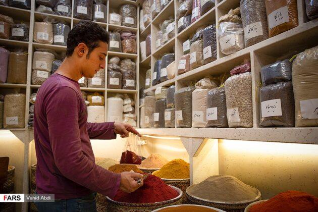Grocery Store in Tabriz
