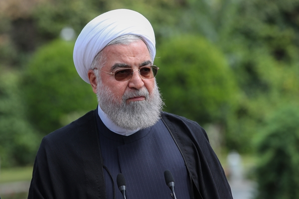 Iran's President Responds to Trump's Attack Threat