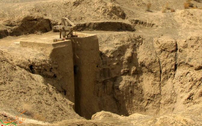 Creepy Legends about Underground Aqueduct in Iran