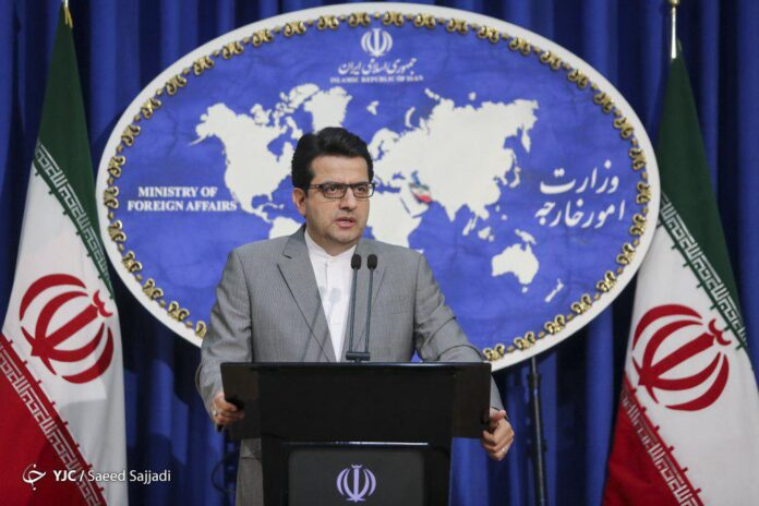 Iran Condemns Expansion of EU, US Sanctions on Syria