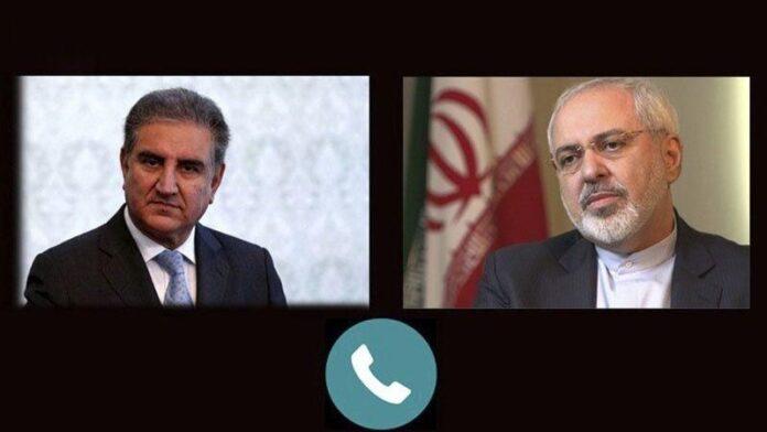 Iran Pakistan FMs