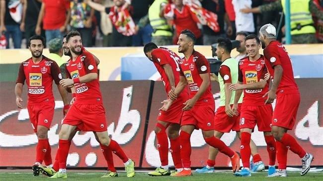Iran Football Persepolis Defeats Archrival Esteghlal In Tehran Derby Iran Front Page