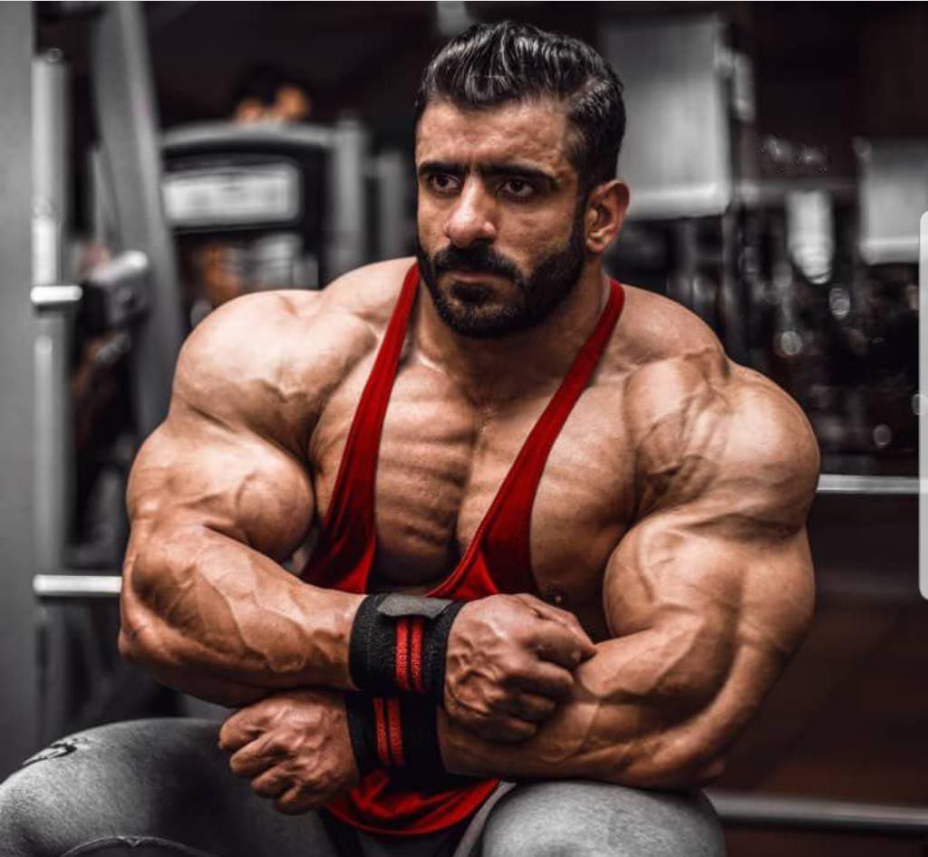 Hadi Choopan - 'Iranian Wolf' Stuns Judges at 2019 Mr. Olympia