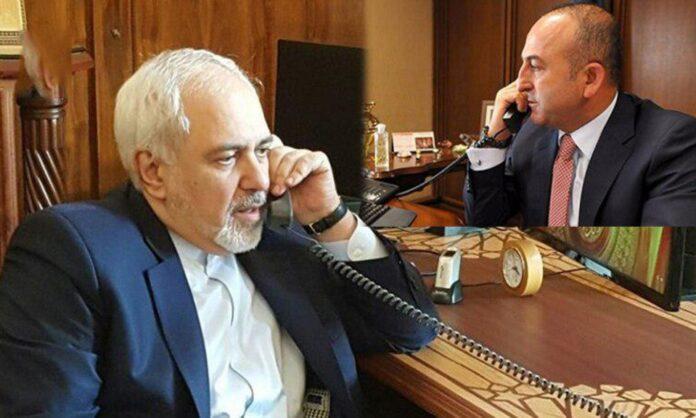 Iran, Turkey Discuss IRGC Missile Attacks on US Base