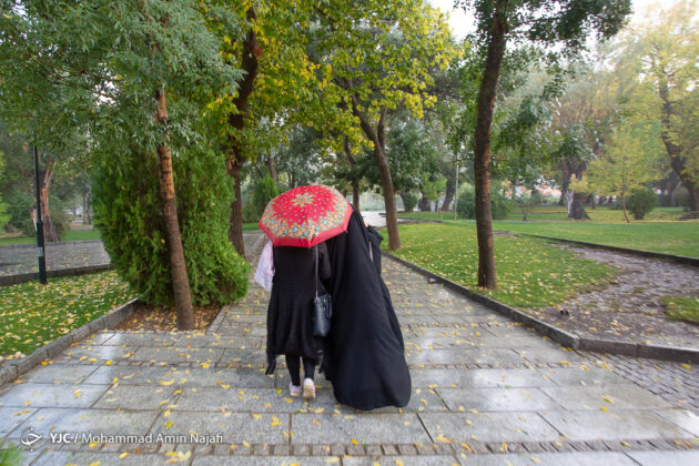 Autumn in Hamadan