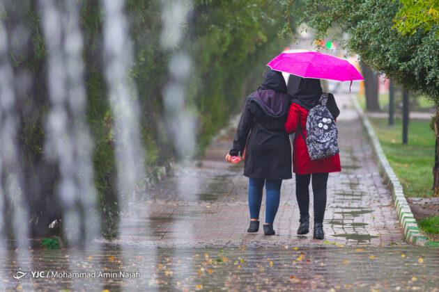 Girls from Hamadan, Iran