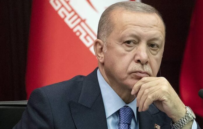 Turkish President Recep Tayyip Erdogan / Photo by EPA