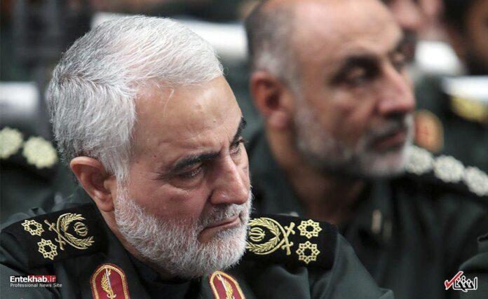 General Ghassem Soleimani