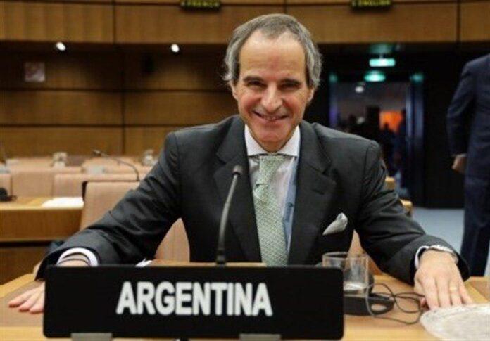 Grossi IAEA Director General