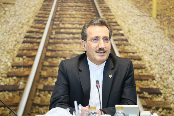 Head of Iran Railways Saeed Rasouli