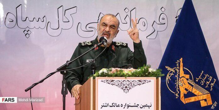 IRGC Chief General Salami