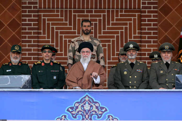Iran Leader Blames Western Spy Services for Chaos in Iraq, Lebanon