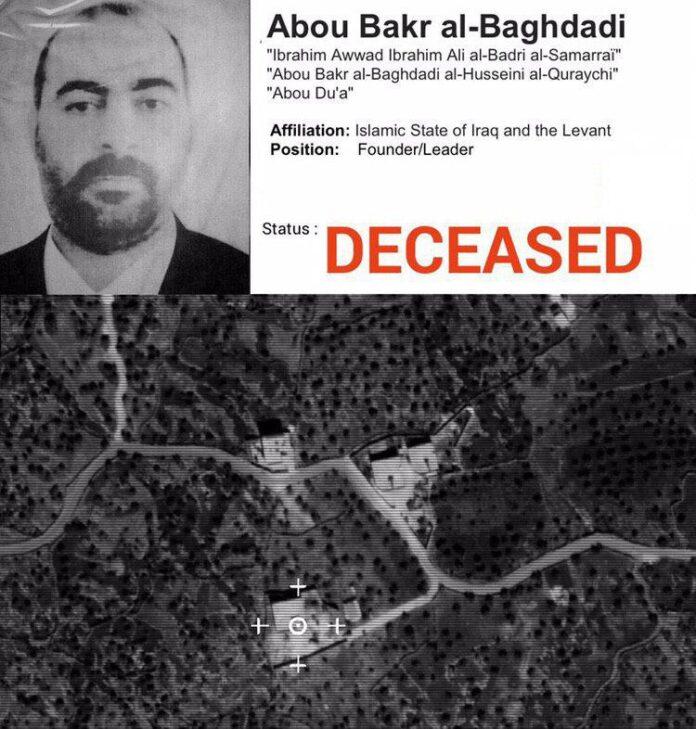 Iran Says Killing Al-Baghdadi No Big Deal, Won't End ISIS