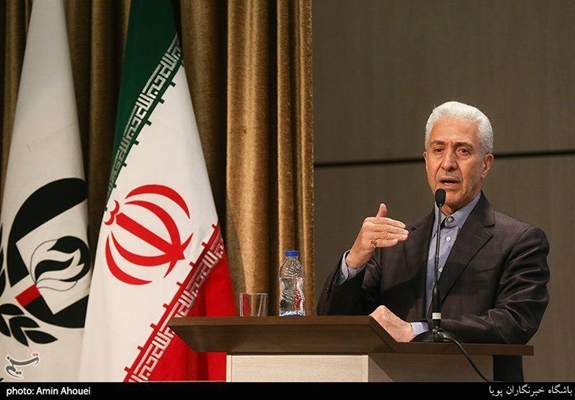 Iranian Knowledge-Based Firms Combatting Sanctions Minister