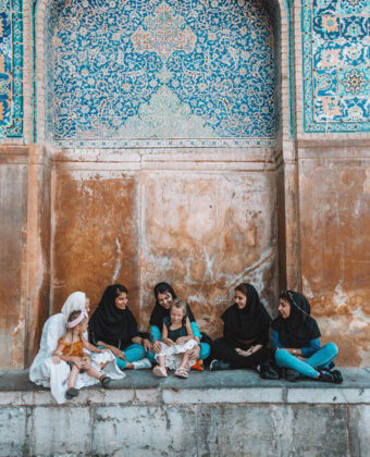 Polish Family Share Their Joy of Travelling to Iran (15)