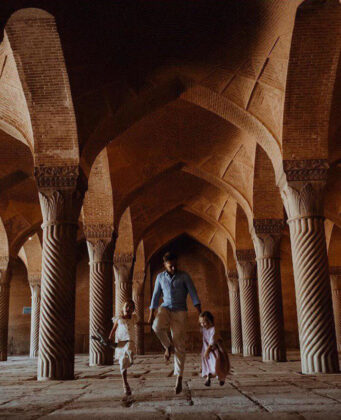 Polish Family Share Their Joy of Travelling to Iran (9)