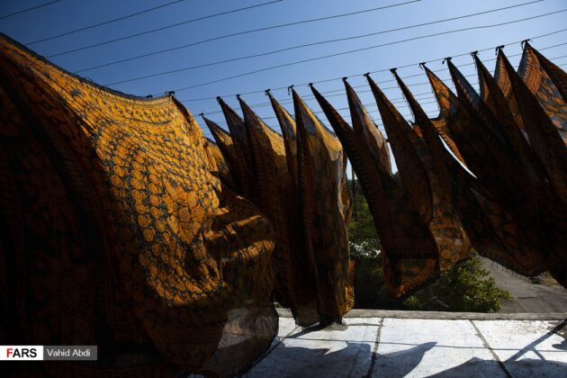 World's Most Expensive Scarf Is Made of Silk and Tar 17