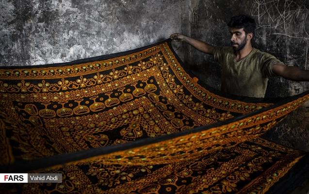 World's Most Expensive Scarf Is Made of Silk and Tar