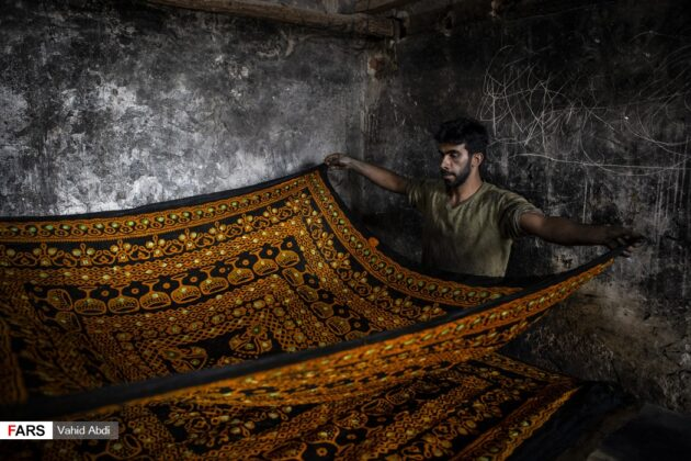World's Most Expensive Scarf Is Made of Silk and Tar 19