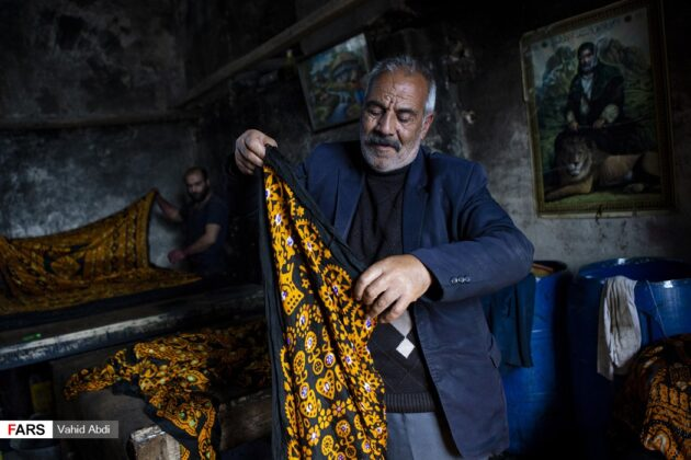 World's Most Expensive Scarf Is Made of Silk and Tar 21