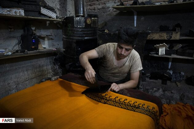 World's Most Expensive Scarf Is Made of Silk and Tar 8
