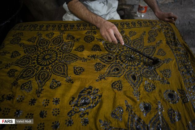 World's Most Expensive Scarf Is Made of Silk and Tar 9