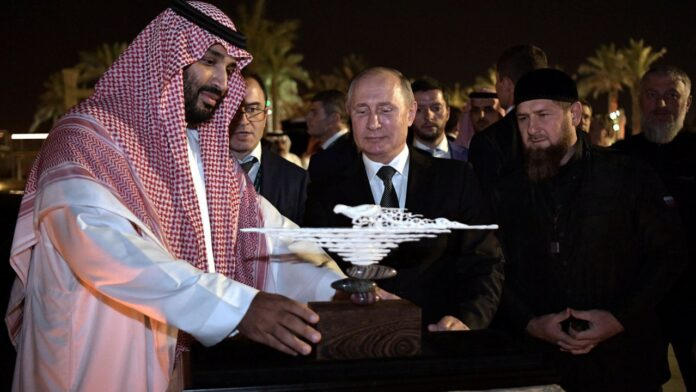 The Iceman Cometh; What's Putin Doing in Mideast?