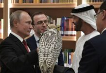 The Iceman Cometh; What's Putin Doing in Mideast? (Part II)