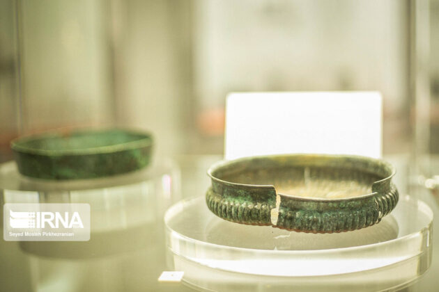 Iron Age Findings on Show in Western Iran