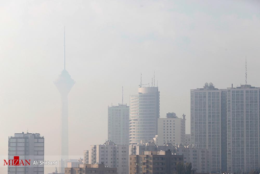 Air Pollution Shuts Down Schools, Universities in Tehran (5)