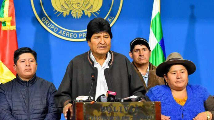 Bolivian President Evo Morales Resigns amid Protests
