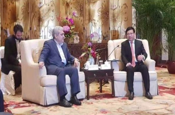China Welcomes Technological Collaboration with Iran