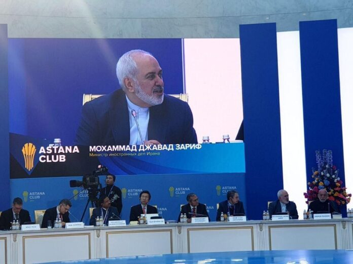 FM Zarif Warns of Loss for All if Nuclear Deal Collapses