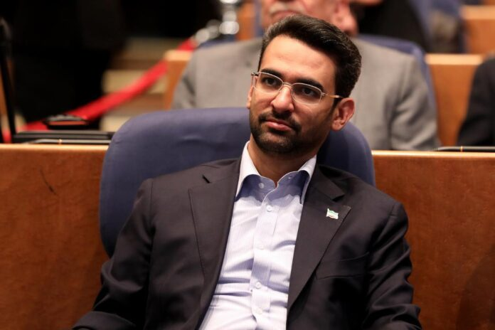 Iran Condemns US Sanctions on ICT Minister