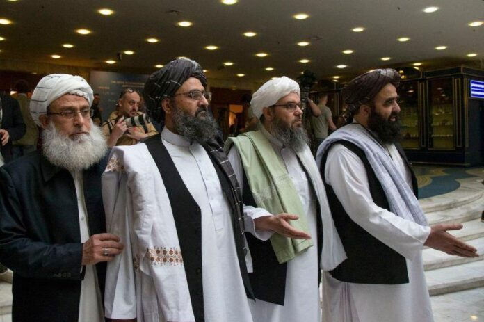 Iran FM Meets Head of Taliban Political Office
