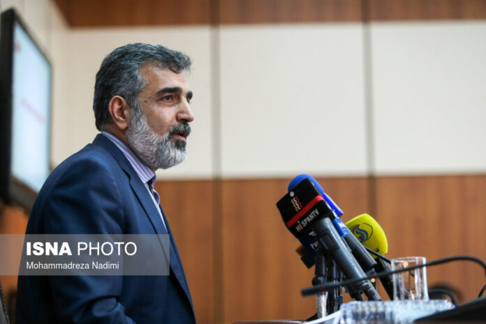 Iran Has Capacity to Enrich Uranium Up to 60% Spokesman