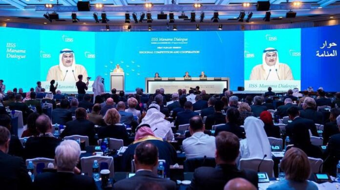 Iran Rejects 'Bogus' Allegations Raised at IISS Manama Dialogue