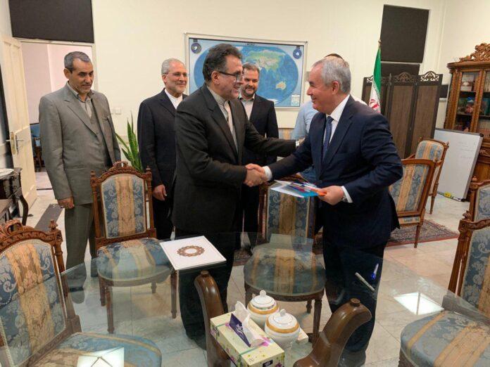 Iran, Tajikistan Hold Fourth Joint Consular Meeting