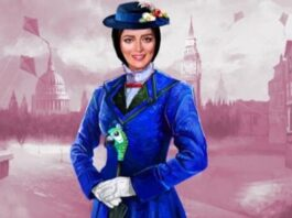 Iranian Actress Invites 'Mary Poppins' to Come to Iran