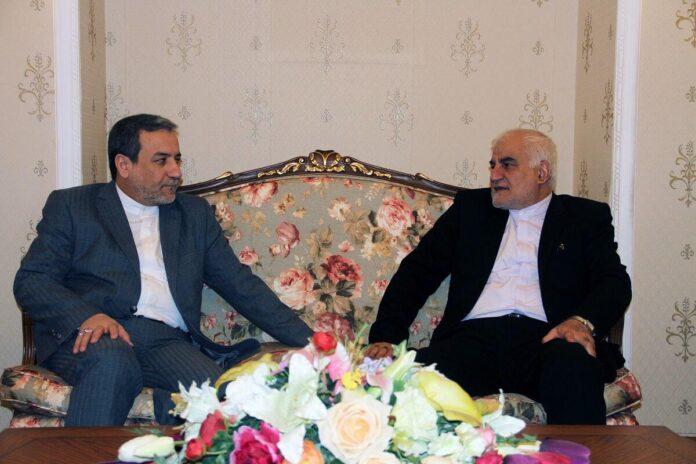 Iranian Diplomat in China for Key Talks on JCPOA
